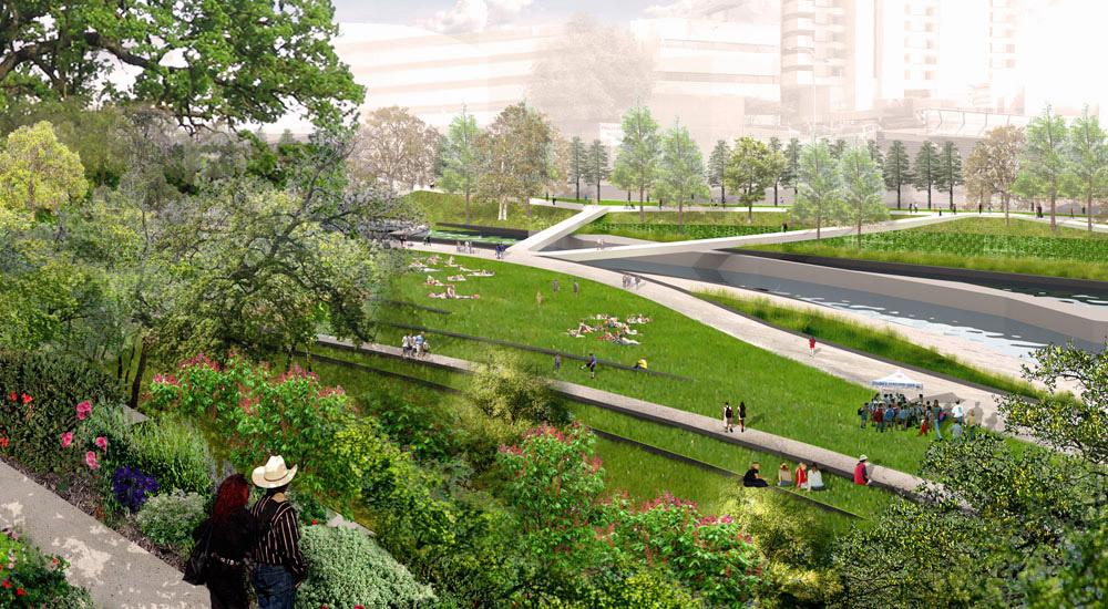 ... Finalist: Workshop: Ken Smith Landscape Architect, Ten Eyck Landscape  Architects, And Rogers Marvel Architects