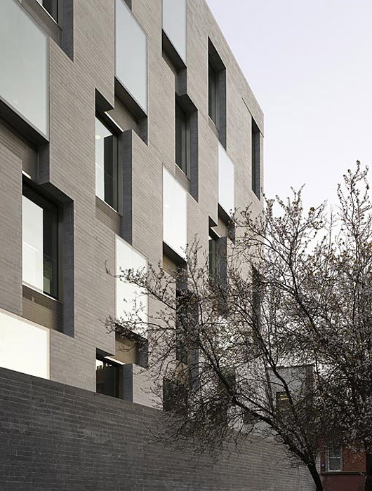 7 9 Merrion Square The Billets Dublin By Grafton Architects