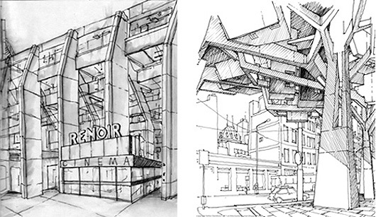 Fx blueprint drawing competition the results malvernweather Images