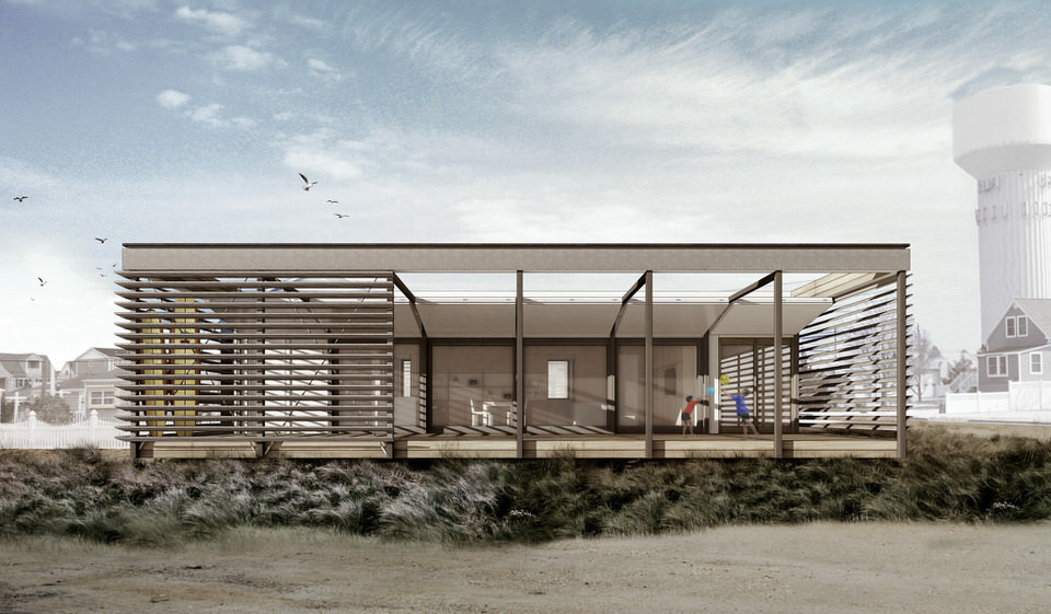 A glimpse of the sure house by 2015 solar decathlon winner for Solar decathlon 2015
