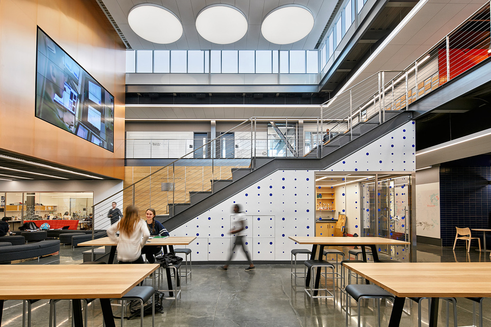 Rogers partners marlon blackwell gensler among 2016 aia for Interior decorating schools ct