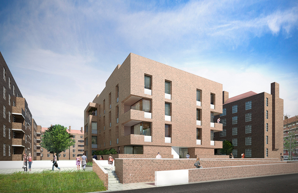 Peabody housing competition shortlist shares future ideas for 5th studio architects