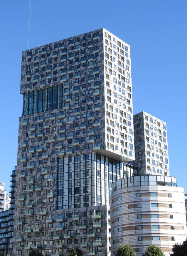 London 39 s lincoln plaza deemed britain 39 s worst new building in carbuncle cup 2016 - Britains craziest sheds competition ...