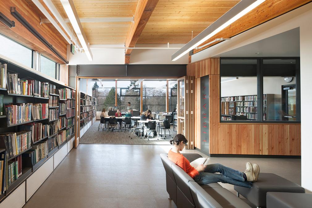 Winners Of The Aia Cae 2015 Education Facility Design Awards