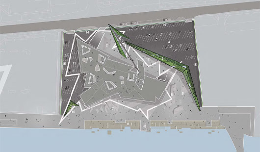 Imperial War Museum North Landscaping Shortlist - Have your Say