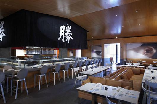 American Institute Of Architects Los Angeles Unveils 2008 Restaurant