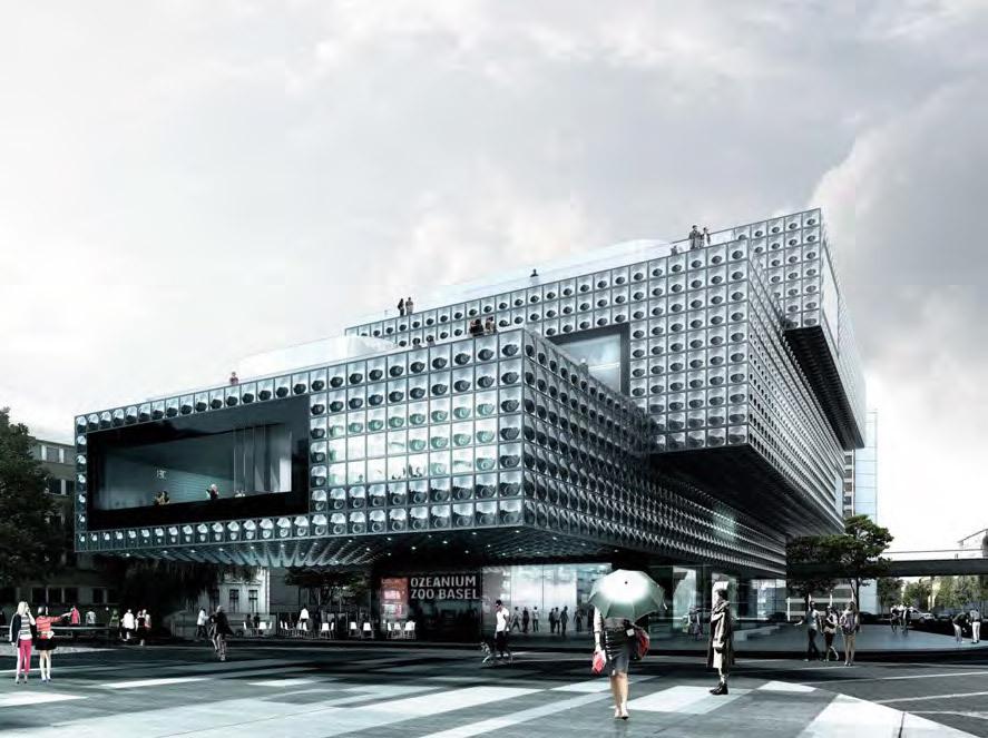 Boltshauser architekten wins basel aquarium competition - Architekten basel ...