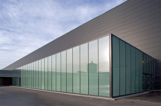 Dutch architecture firm cepezed awarded with bna cube 2008 for Architecture firms in netherlands