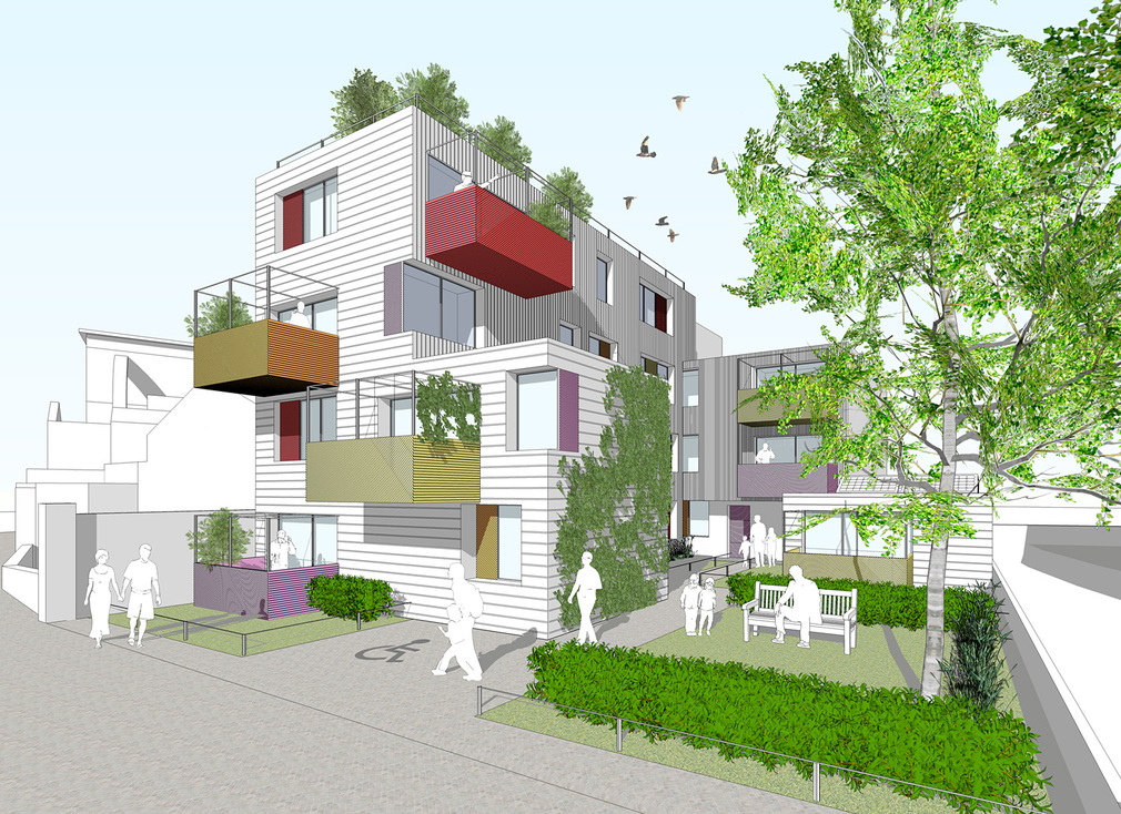 Peabody housing competition shortlist shares future ideas for Affordable home