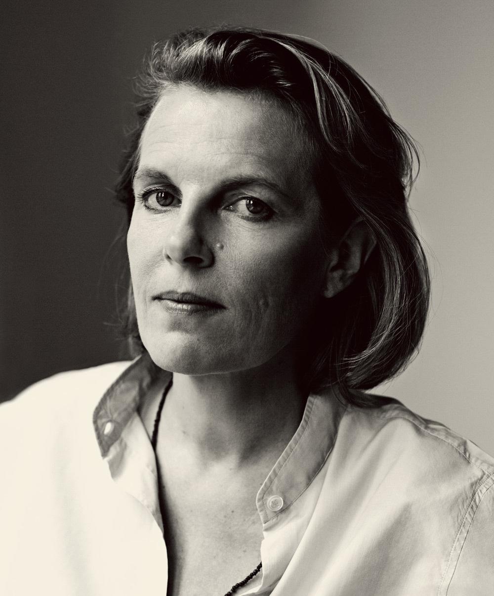 Annabelle Selldorf, photo by Annemieke van Drimmelen, image via thegentlewoman.co.uk
