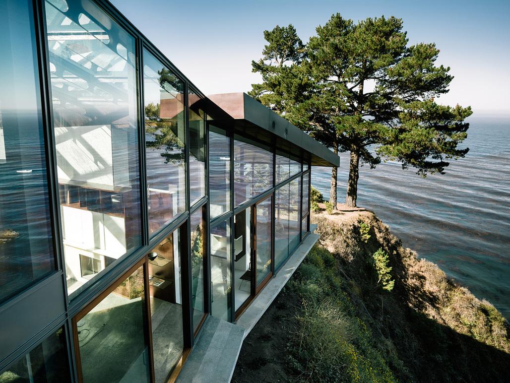 Fall House by Fougeron Architecture. Photo © Joe Fletcher Photography.