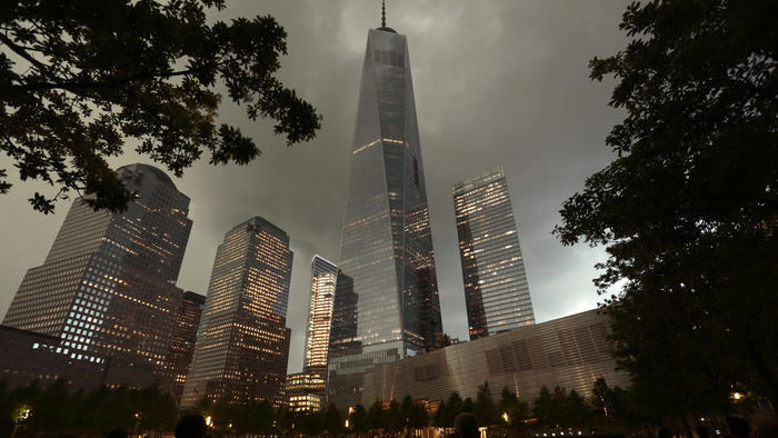 The 9/11 Memorial Museum is now open to the public. (Carolyn Cole / Los Angeles Times)