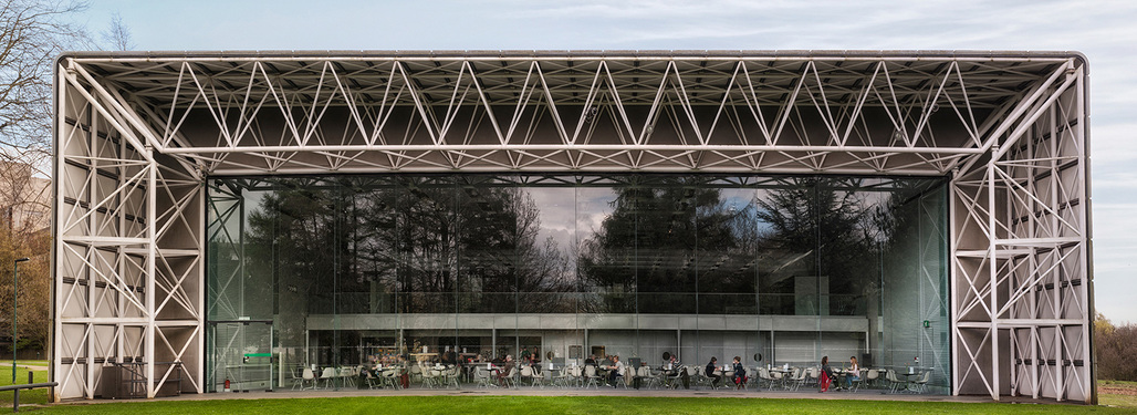Sainsbury Centre for Visual Arts, Norwich. Photo © Marc Atkins