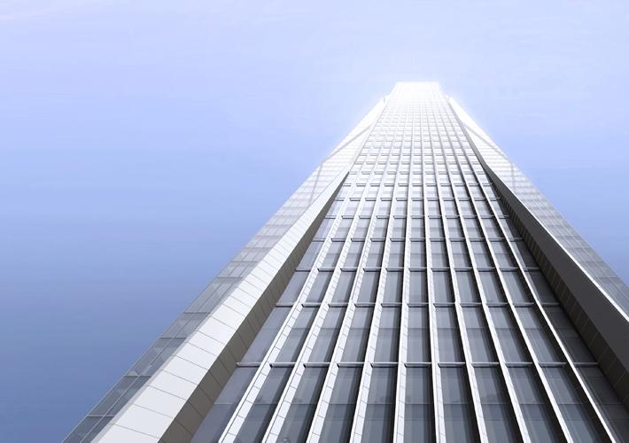 PingAn Finance Center by KPF