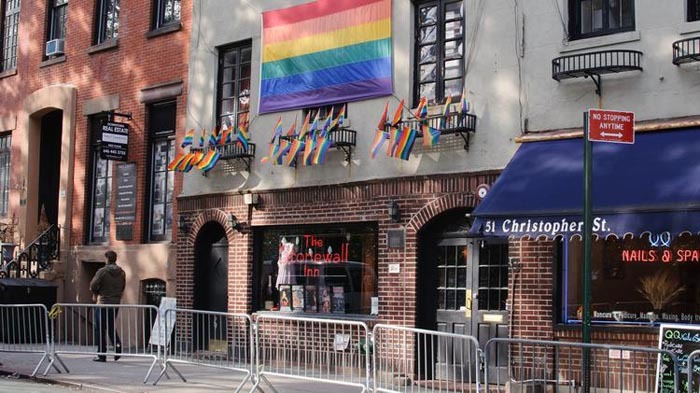 President Obama recently named New York Citys Stonewall Inn a national monument, for its role in the gay rights movement. Image via movoto.com.