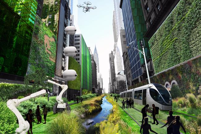 Urban Farms in the Smart City
