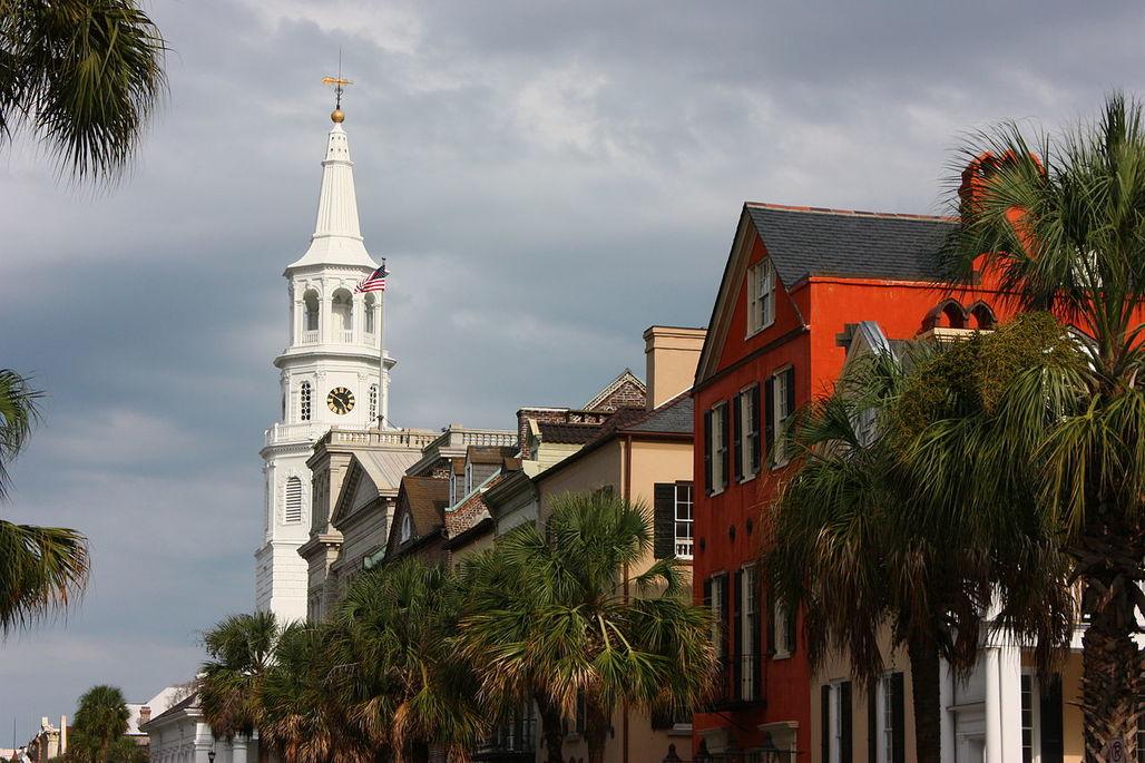Impression of Charleston's Broad Street. Photo: Khanrak/Wikipedia