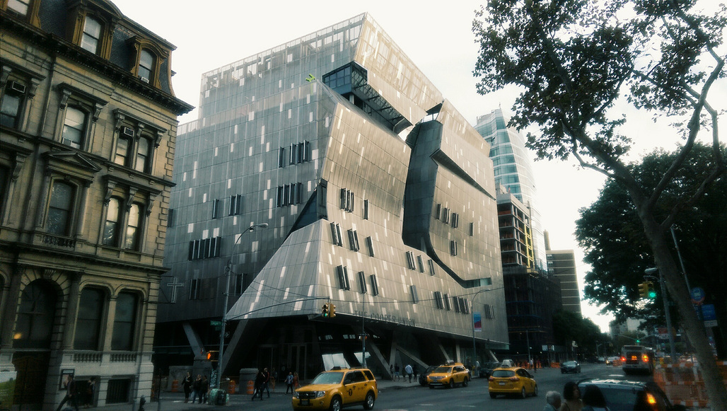Quo vadis, Cooper Union? (Photo: Alexander Walter)