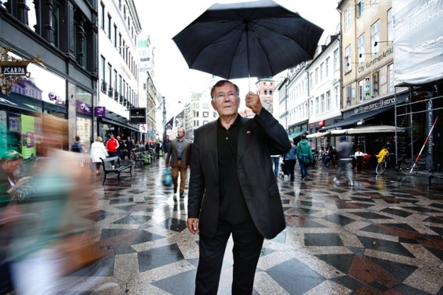 Jan Gehl. Photograph: Henningsson/Gehl Architects, via theguardian.com
