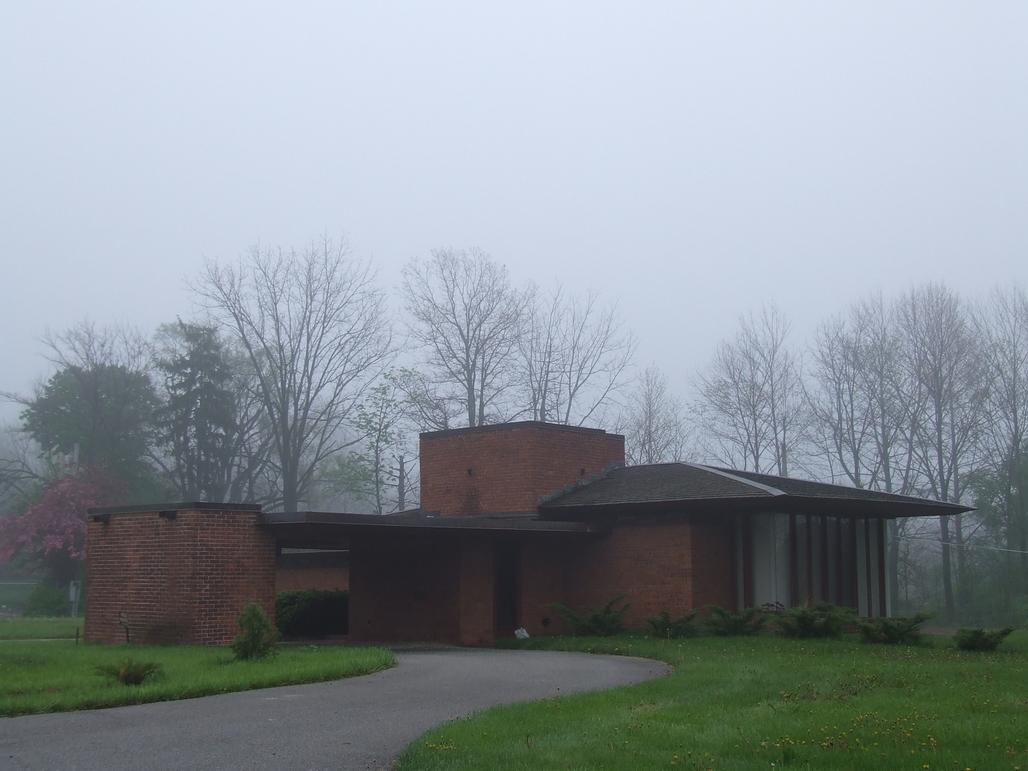 John and Dorothy Haynes House, Fort Wayne, Indiana, United States. Image via Wikipedia.