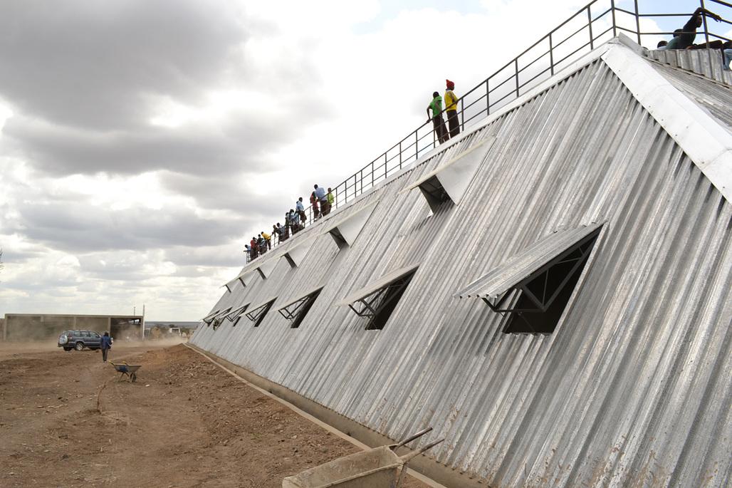 Waterbank Schools PITCHAfrica. Photo: Aggrey Maganga.