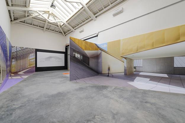The Spain pavilion. Photo: Andrea Avezzù/Courtesy la Biennale di Venezia; via newrepublic.com