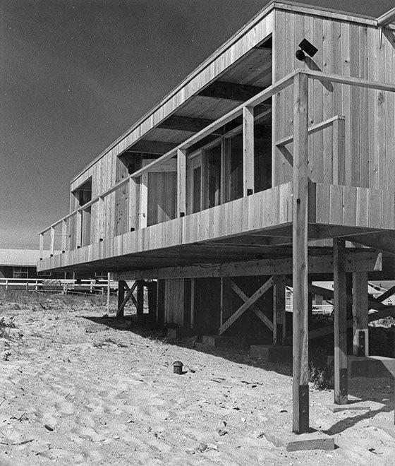 Lambert House - Copyright Richard Meier & Partners Architects