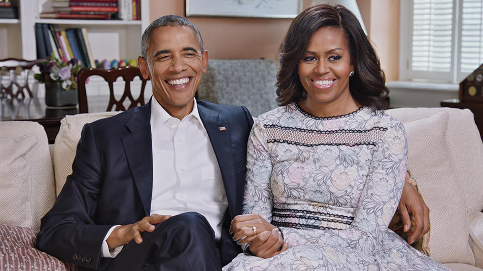 """""""Who's your favorite architect, honey?"""" — The Obamas will pick the finalists for their Chicago Presidential Center later this year."""