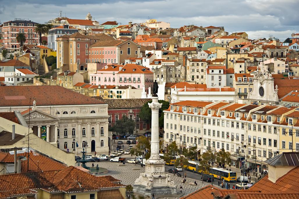 Lisbon, Portugal. Image via wikimedia.org