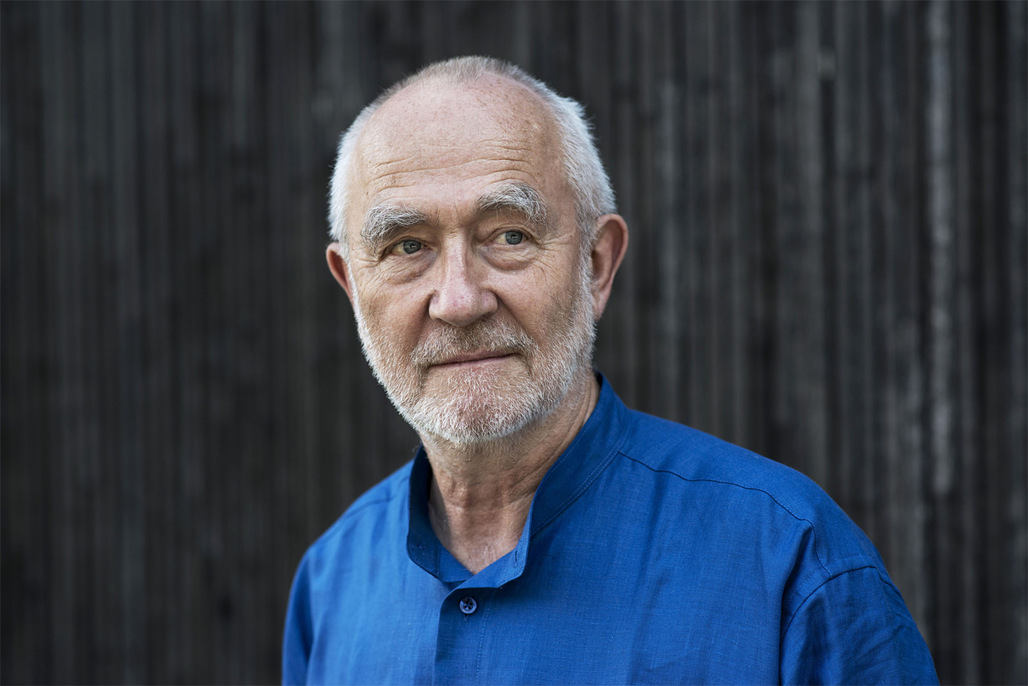 Peter Zumthor will be the architecture mentor for the 2014-2015 Rolex Arts Initiative. Photo © Keystone / Christian Beutler. Image courtesy of Rolex Arts Initiative.