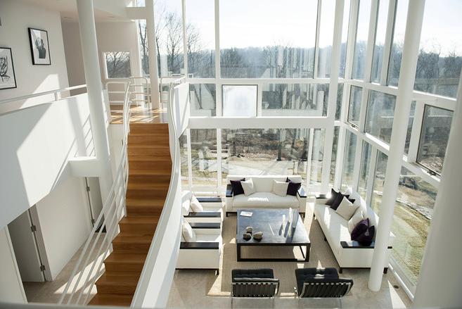 rayon richards for the wall street journal - Richard Meier Homes