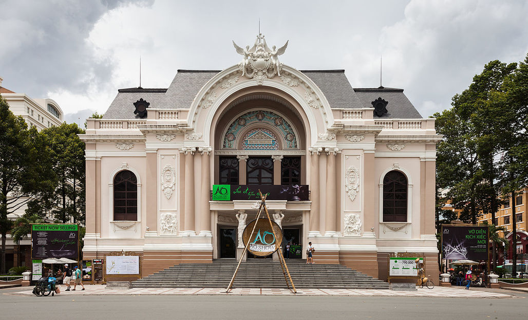 "The Municipal Theatre of Ho Chi Minh City, also known as Saigon Opera House, enjoys a special heritage protection status, but countless other historic structures in the rapidly growing city werent so lucky. Photo: Diego Delso, <a href=""http://delso.photo/"">delso.photo</a>, License <a href=""http://creativecommons.org/licenses/by-sa/4.0/legalcode"">CC-BY-SA</a>."