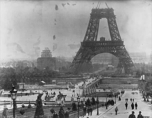 Paris has consistently drawn immigrants for hundreds of years. Credit: WikiCommons