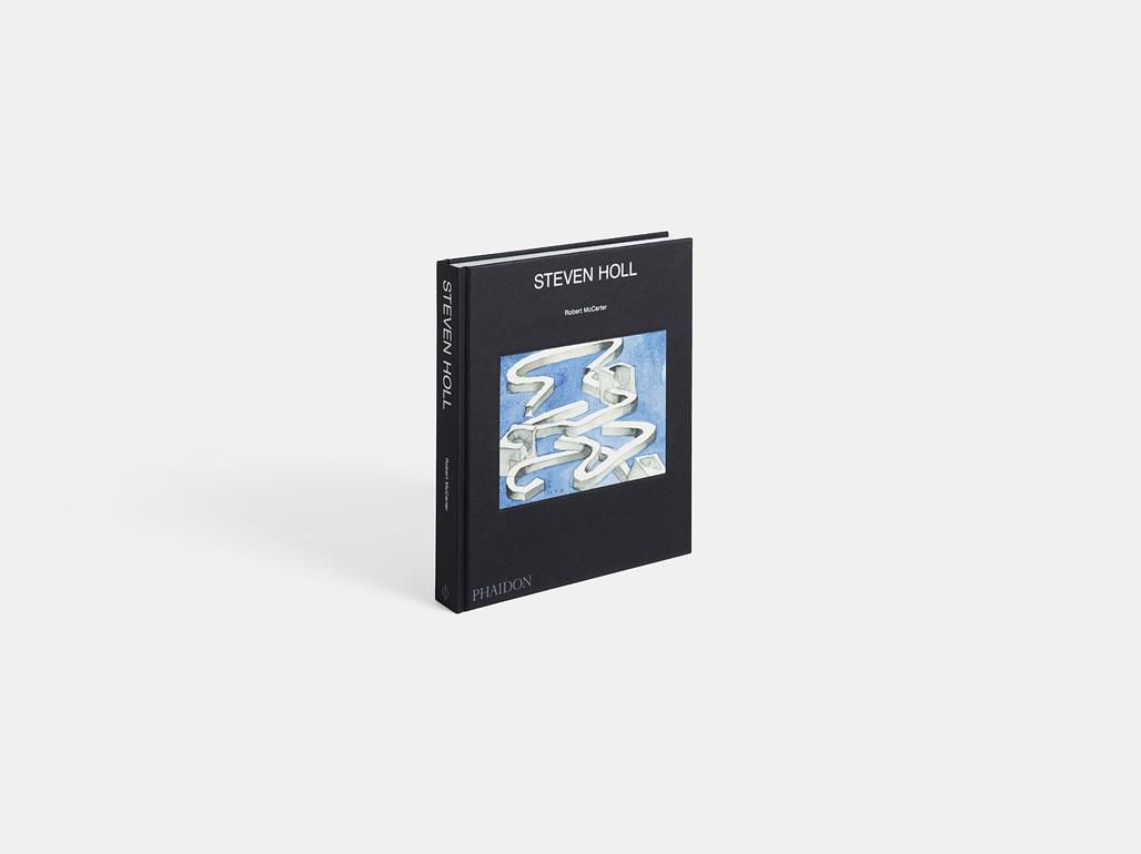 """Steven Holl"" by Robert McCarter (Phaidon, 2015). © Steven Holl Architects. Reprinted from Steven Holl (Phaidon, 2015)."