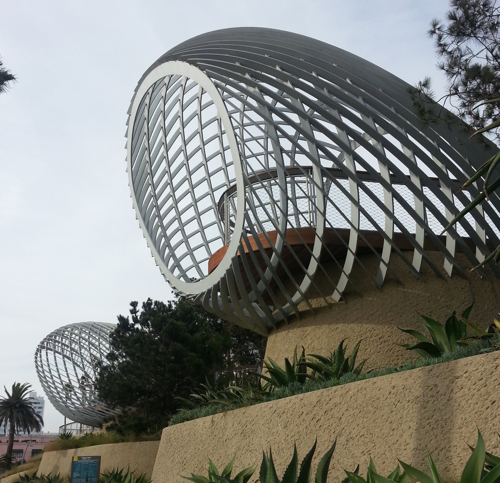Tongva Park in Santa Monica (photo via Opencity Projects)