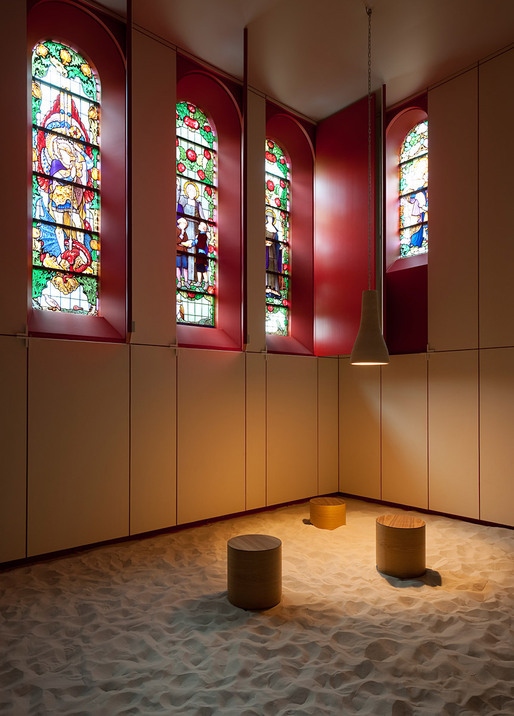 VLP Chapel in Grand-Bigard by tcct photo by Photographer- Luc Roymans