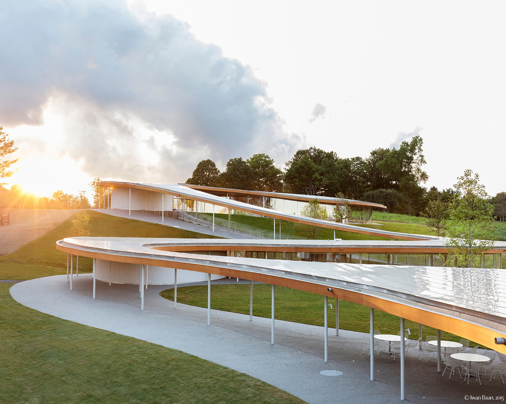 Top Architecture Firms In The Us Aia Names 11 Winning Projects In 2017 Institute Honor