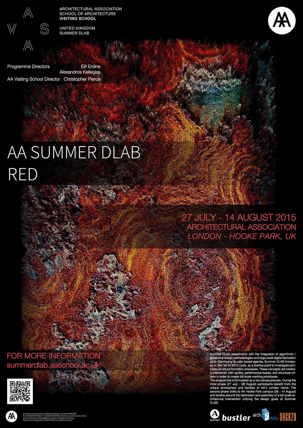 Apply now for the 2015 AA SUMMER DLAB :: RED
