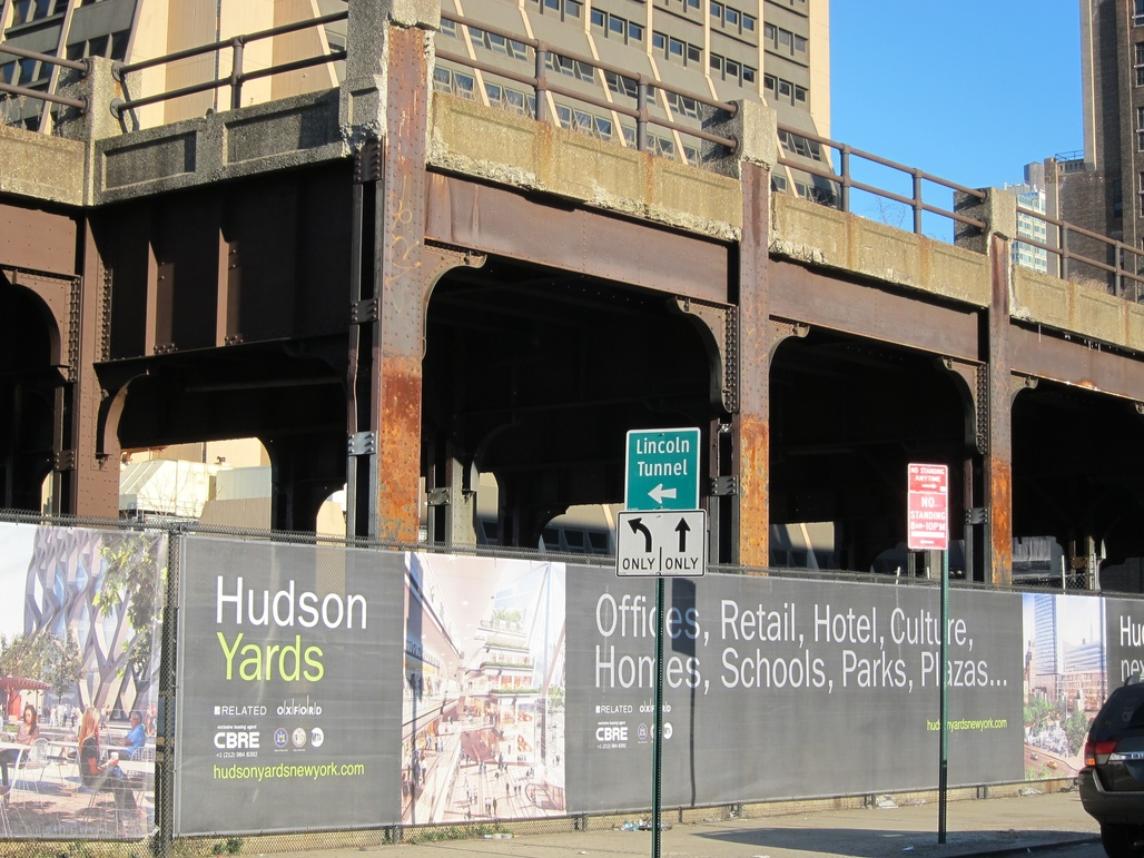 "Hudson Yards in New York City: ""Dont worry, youre gonna just love it!"" (Photo: Joe Shlabotnik; image via pps.org)"