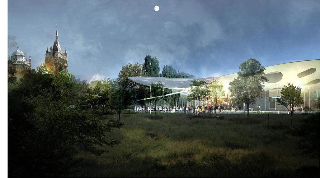 House of Hungarian Music: Sou Fujimoto Architects