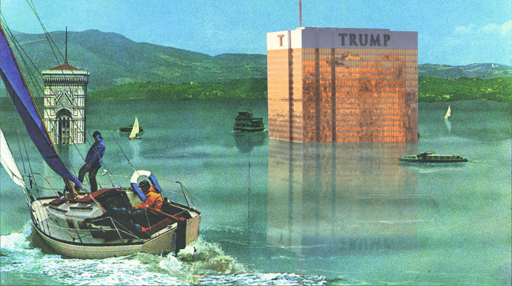 """Cleansing the Earth"" by Aly Perez, from the <a href=""http://archinect.com/news/article/149972962/good-walls-make-good-neighbors-mr-trump-the-verdict-is-in"">Good Walls Make Good Neighbors, Mr. Trump competition</a>."