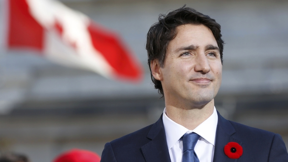 Justin Trudeau. Image: AP.