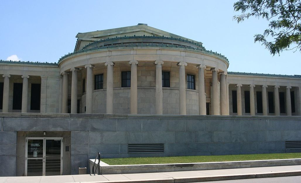 The Albright-Knox Art Gallery in Buffalo has announced a short-list of designers for its $80 million-expansion. Image via wikipedia.com