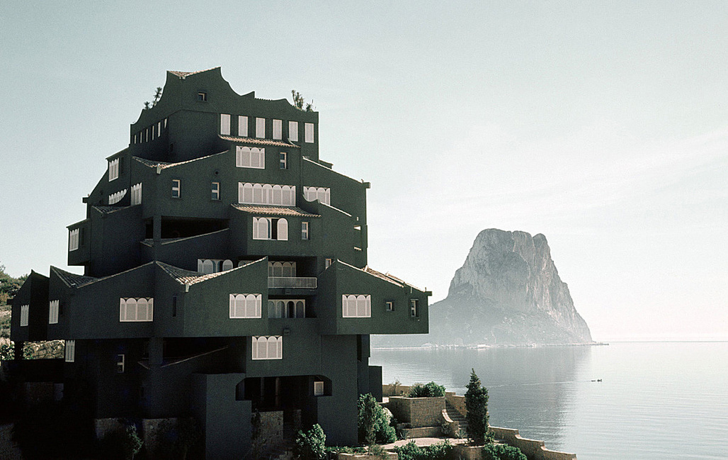 Xanadú in Calpe, Spain by Ricardo Bofill Taller de Arquitectura
