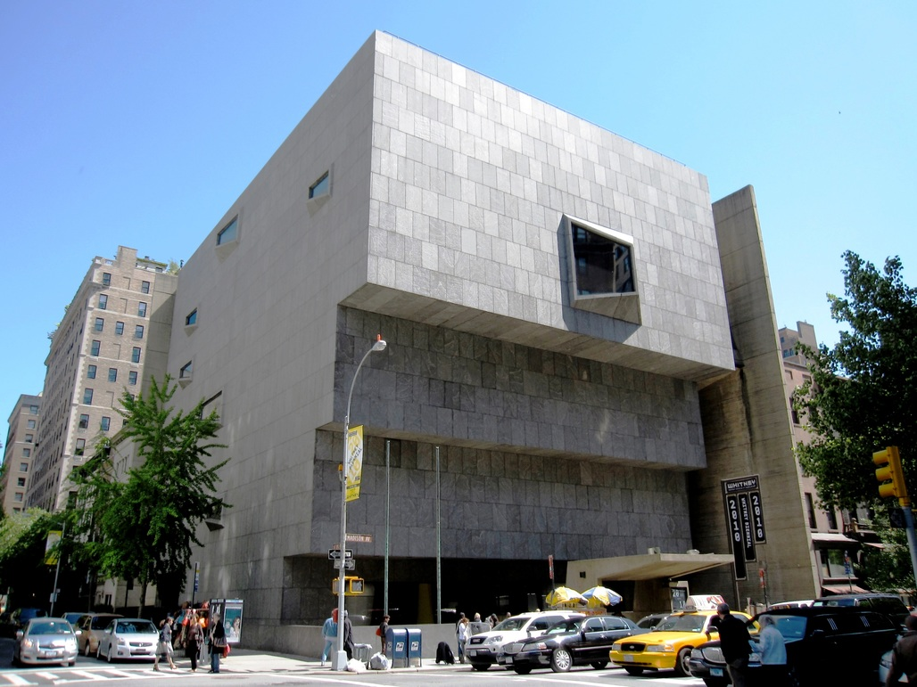 Marcel Breuers iconic building is the former home of the Whitney Museum and the future home of an extension of the Met. Credit: Wikipedia