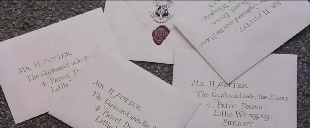 """Screenshot from the deleted scenes of """"Harry Potter and the Sorcerer's Stone"""" via Youtube."""