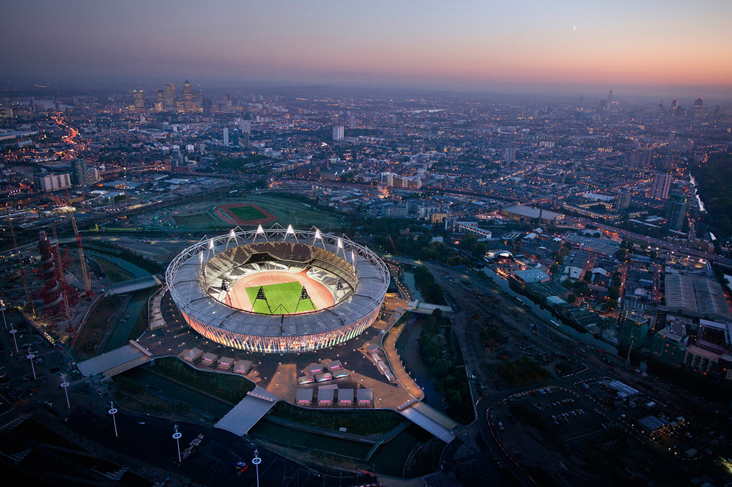 London Olympic Stadium by Populous (Photo: Populous)