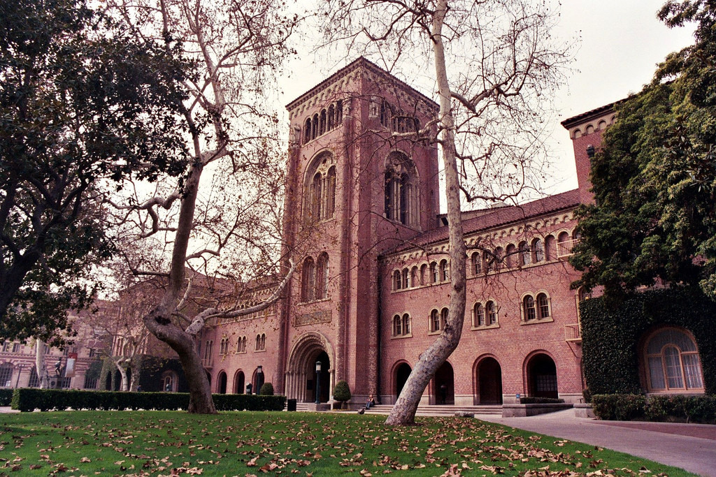 University of Southern California, one of the 17 schools participating in NCARBs IPAl program. Image: Himajin via flickr