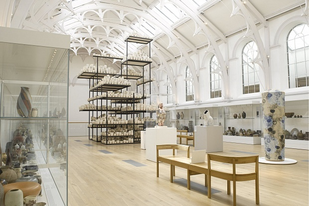 One of the nominees; York Art Gallery. Image via theartnewspaper.com