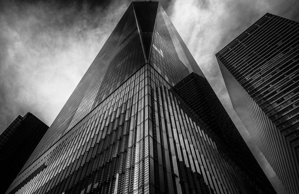 One World Trade Center. Image: Marcela via Flickr